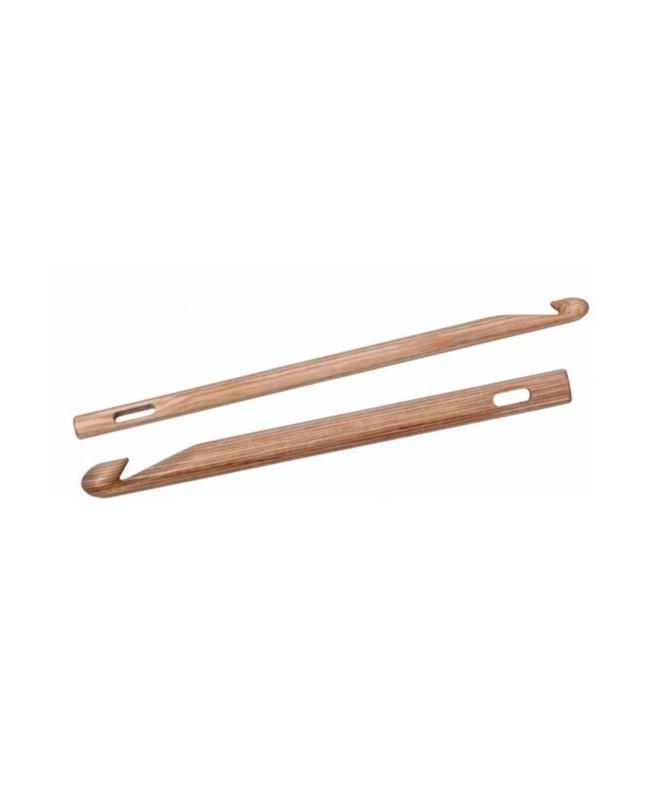 Knooking legno